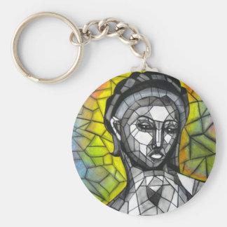 Ave Maria Keychain