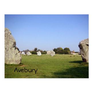 Avebury, Oh Avebury Postcard