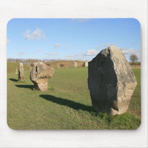 Avebury Stones Mousemat