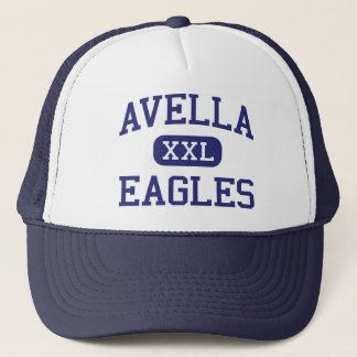 Avella - Eagles - High - Avella Pennsylvania Trucker Hat