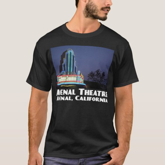 Avenal Theatre Dark T-Shirt