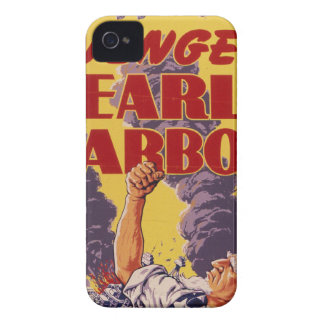 Avenge Pearl Harbor iPhone 4 Cover