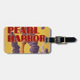 Avenge Pearl Harbor Luggage Tag