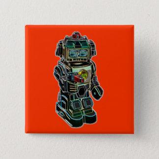 Avenger 15 Cm Square Badge