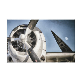 Avenger Moonrise Canvas Print