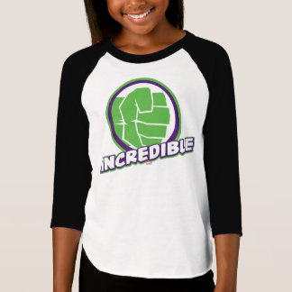 Avengers Assemble Incredible Hulk Logo T-Shirt