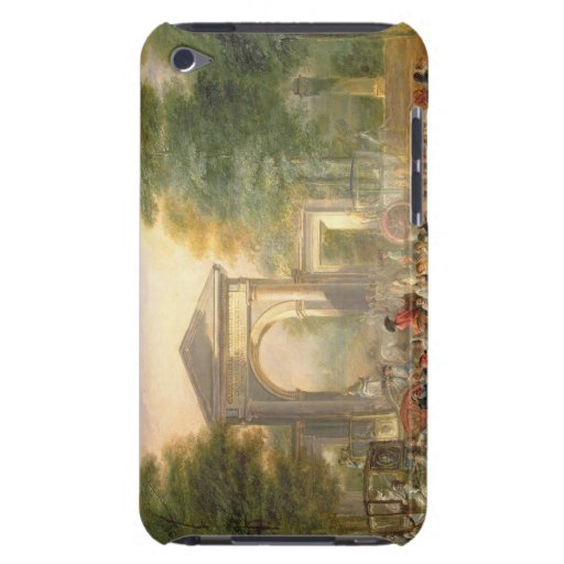 Avenue before the Botanical Gardens in Madrid, 178 iPod Touch Cases