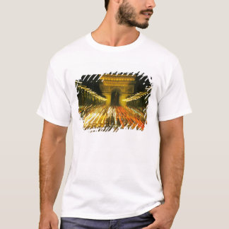 Avenue des Champs-Elysees, Arch of Triumph, T-Shirt