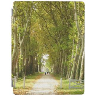 Avenue of Trees iPad Cover