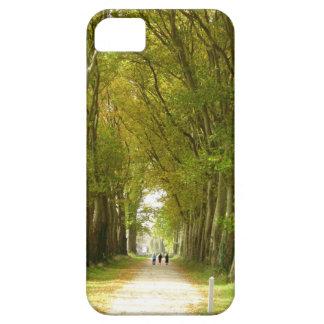 Avenue of Trees iPhone SE+5/5S Case