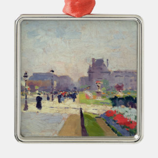 Avenue Paul Deroulede, Tuileries, Paris Christmas Ornament