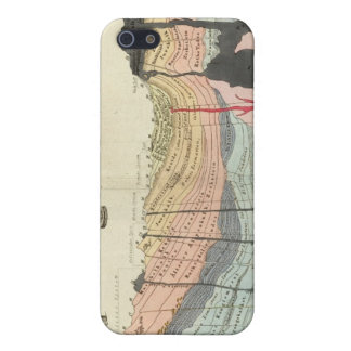 Average of a part of earth's crust iPhone 5/5S cover