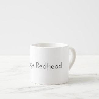'Average Redhead' Coffee Cup