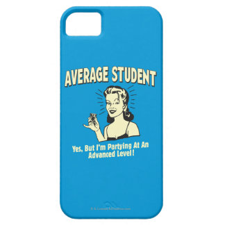 Average Student: Partying Advanced iPhone 5 Cover