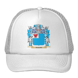 Avery Coat Of Arms Hat