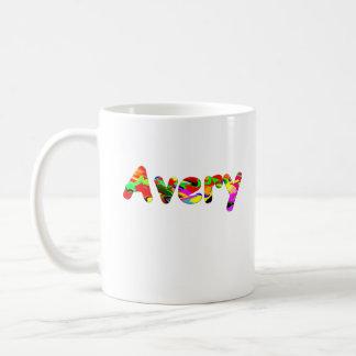 Avery Customized Classic Coffee Mug