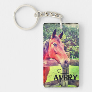 Avery Deluxe Edition Keychain