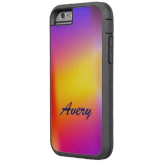Avery Gradient Color Tough Xtreme iPhone case