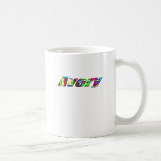 Avery Basic White Mug