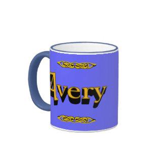 Avery Mug