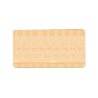 Avery Print-to-the-Edge Address Labels GOLD STRIP