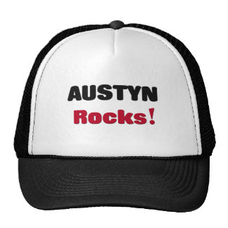 Avery Rocks Hats