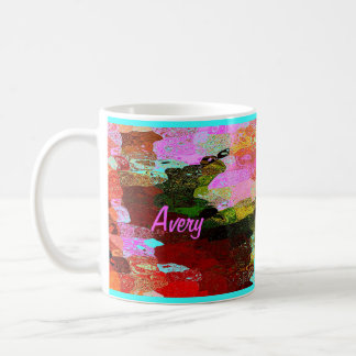 Avery's mug