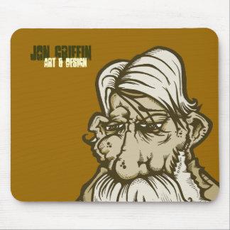 AvettBrothersCanopy Jon Griffin Art Design Mouse Pad