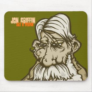 AvettBrothersCanopy Jon Griffin Art Design Mouse Pads