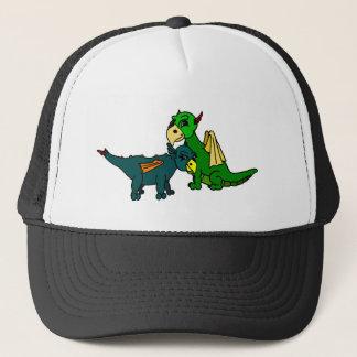 Avi and Peck Trucker Hat