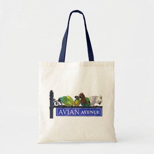 Avian Avenue Bags