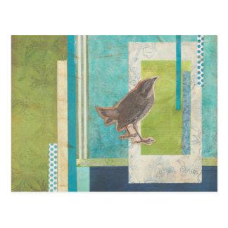 Avian Scrapbook II Postcard