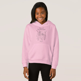 Aviano Ballet Program Girls Nutcracker2017 Hoodie