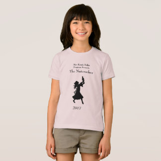Aviano Ballet Program Girls Nutcracker T-Shirt