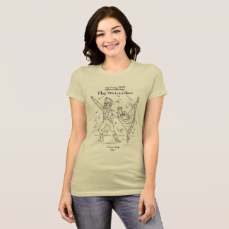 Aviano Ballet Program Womens Nutcracker Shirt