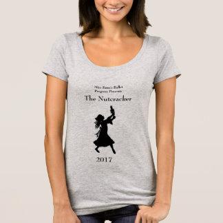 Aviano Ballet Program Womens Nutcracker T-Shirt