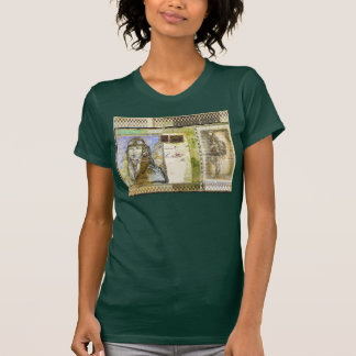 """""""Aviation 5"""" Women's Fitted T-Shirt"""
