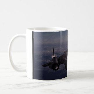 """Aviation Art Mug """"Lockheed SR-71 Blackbird """""""