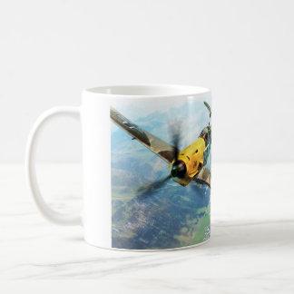 """Aviation Art mug """"Messerschmitt Bf 109 """""""