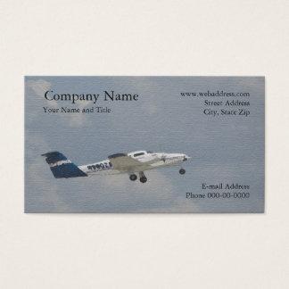 Aviation Pilot  Business Card