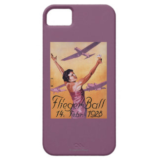Aviation Show at Hotel Wagner Promo Poster iPhone 5 Cover
