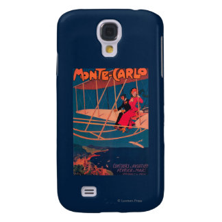 Aviation Sporting Poster Galaxy S4 Case
