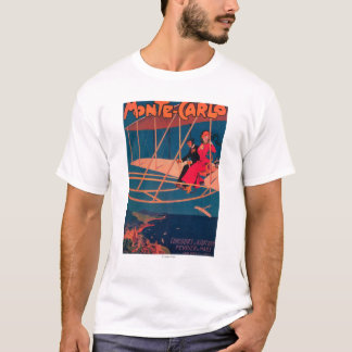 Aviation Sporting Poster T-Shirt