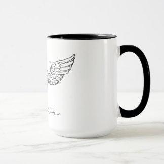 Aviator by Arabian Coffee Mug