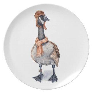 Aviator Canada Goose Plates