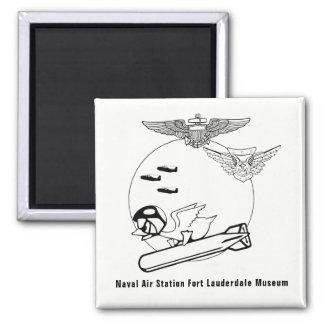 Aviator Duck Magnet