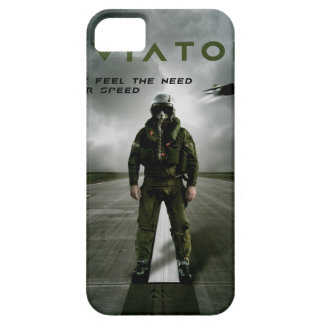 Aviator Fighter Pilot iPhone 5 Cover