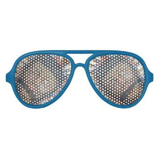 Aviator Glasses : skewed Faces