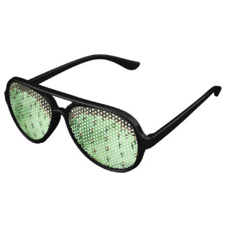 Aviator Party Shades in Prickly Pear Cactus