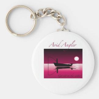 Avid Angler Keychain